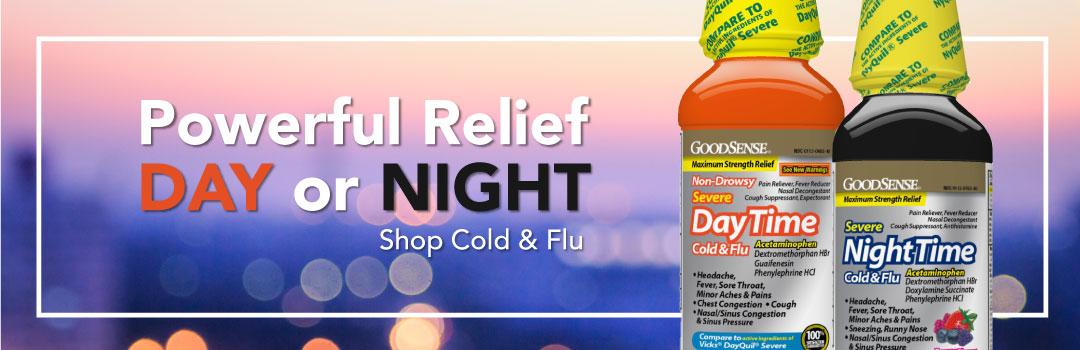 RB2 Day Night Cold Flu
